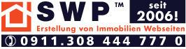 SWP Website für Immobilienmakler